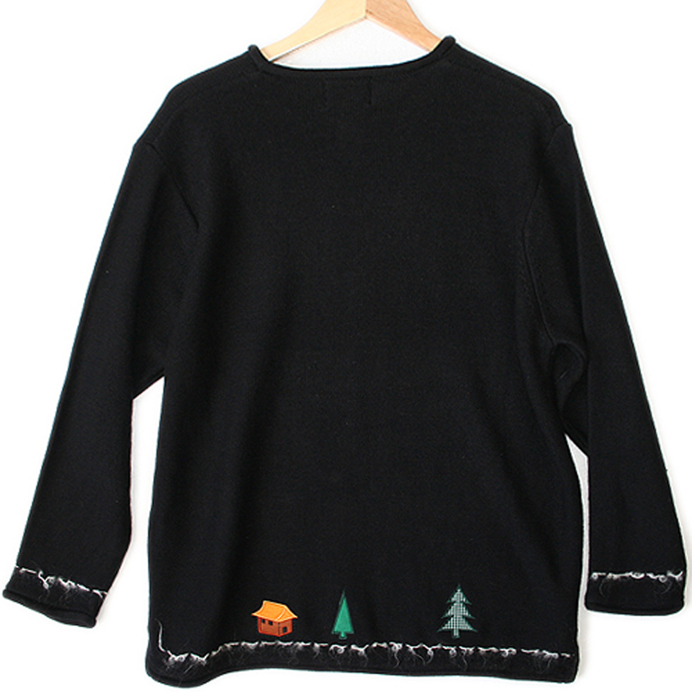 Plus size tacky christmas sweaters
