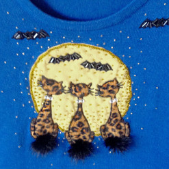Bats-&-Kitties-Halloween-Ugly-Sweater-2
