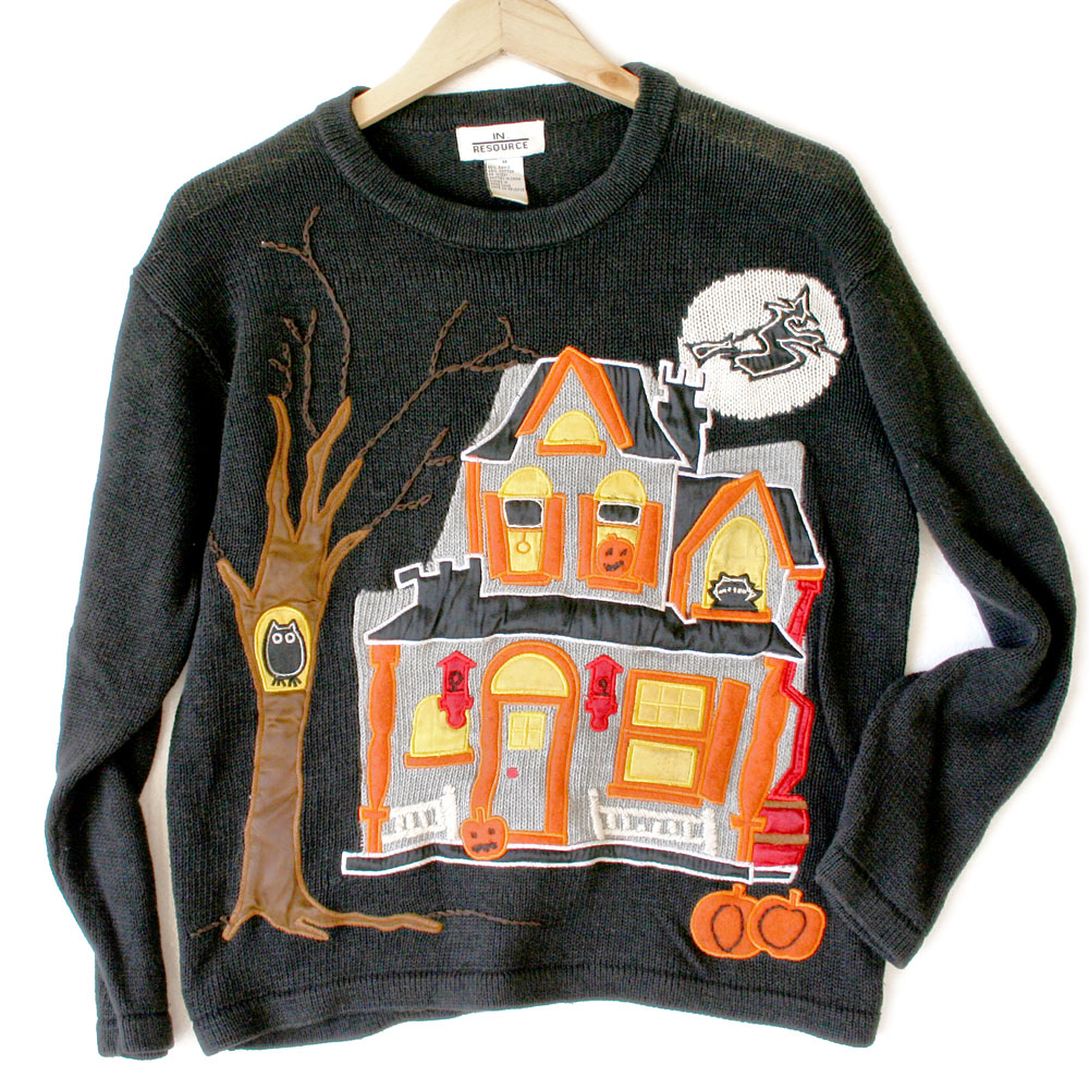 Halloween Sweaters and Sweatshirts | Shopswell
