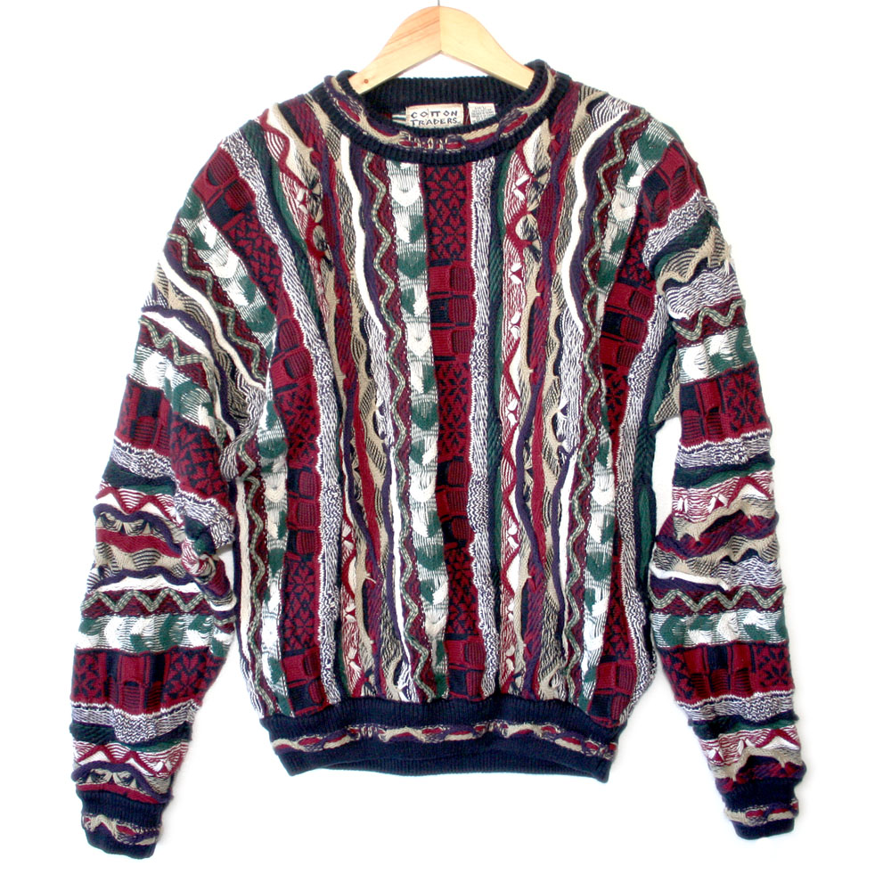 Cosby christmas sweater