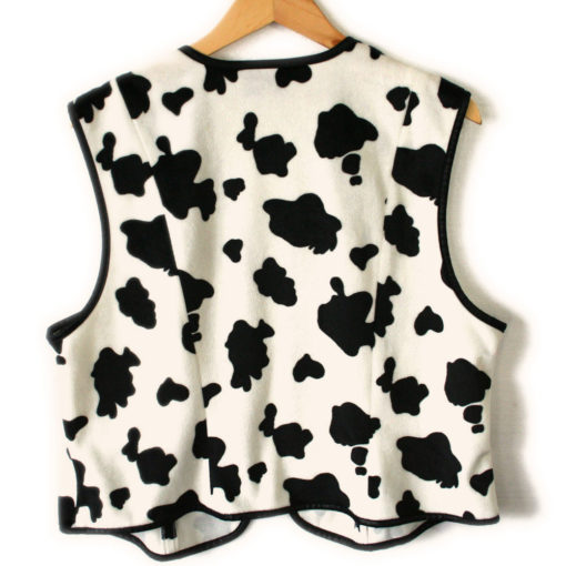 Ugly Moo Moo Dress