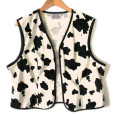 Pony Print or Moo I'm A Cow Ugly Vest