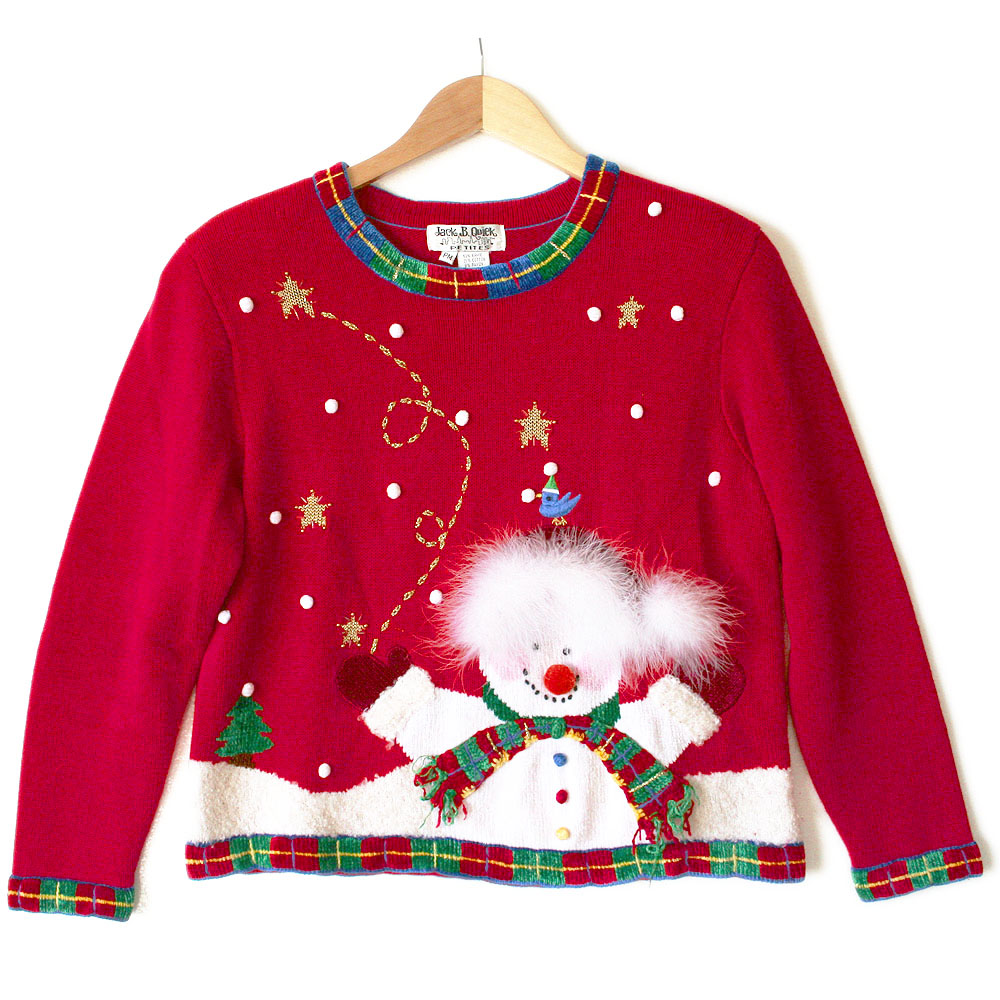 Tackiest christmas sweater