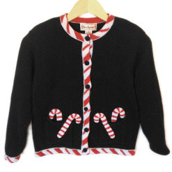 Is That A Candy Cane In Your Pocket... Ugly Christmas Sweater