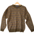 Men's Southwestern Tribal Soft Ugly Ski Sweater