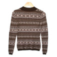 Soft Cashmere Fair Isle Ski Ugly Sweater 2