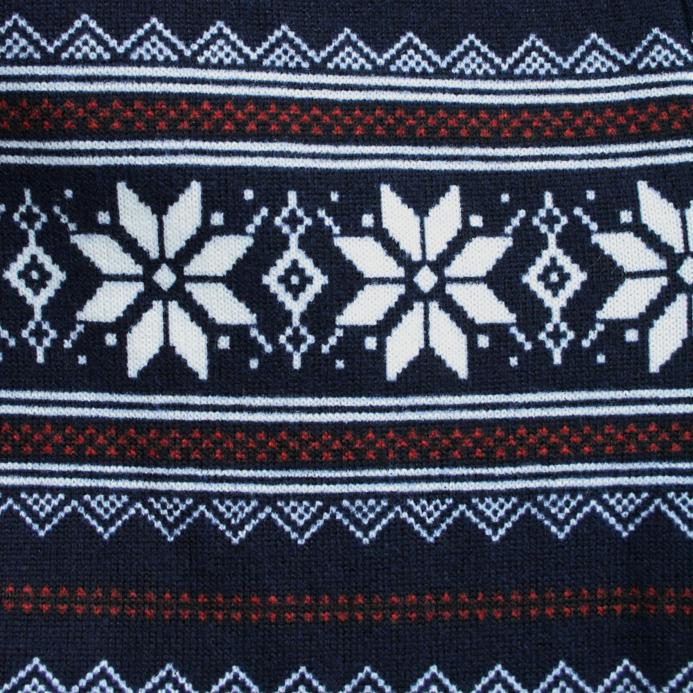 Nordic snowflake ugly christmas sweater style leggings for Nordic design shop