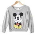 Disney Mickey Mouse Front Back Ugly Sweatshirt Style Shirt