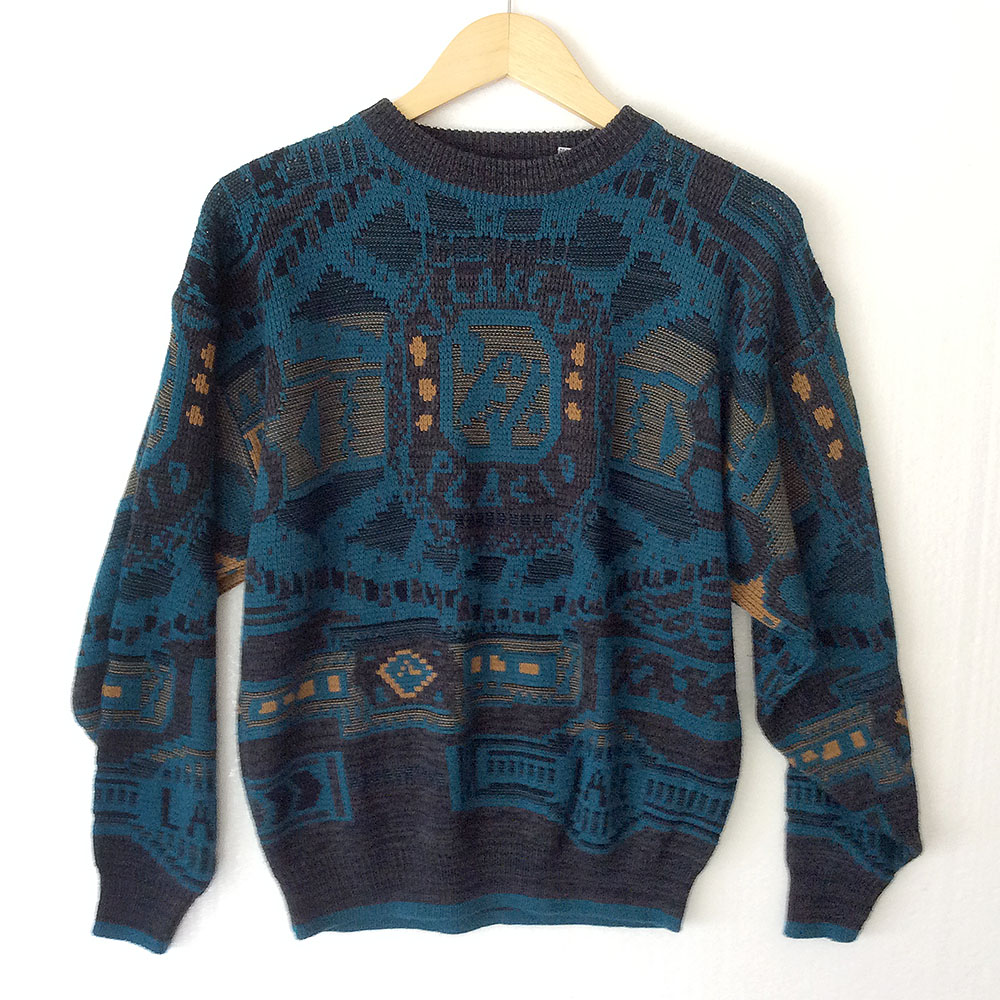 Vintage Men S Sweater 30