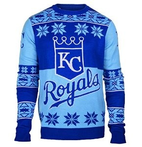 Kansas City Royals Ugly Christmas Sweater