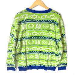 no-its-not-a-christmas-sweater-lime-green-tacky-ugly-hanukkah-sweater-2