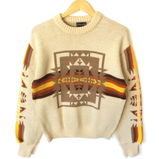 vintage-70s-fall-colors-aztec-ski-sweater-ugly-sweater