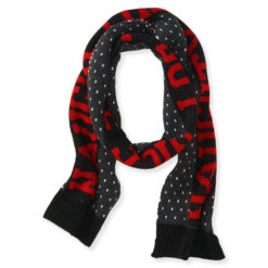 Naughty But Nice Ugly Christmas Scarf
