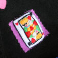 Queen of Hearts 3D Valentines Day Tacky Ugly Sweater 4