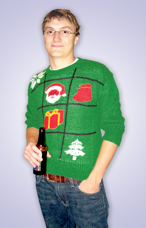 Where can i find ugly christmas sweater