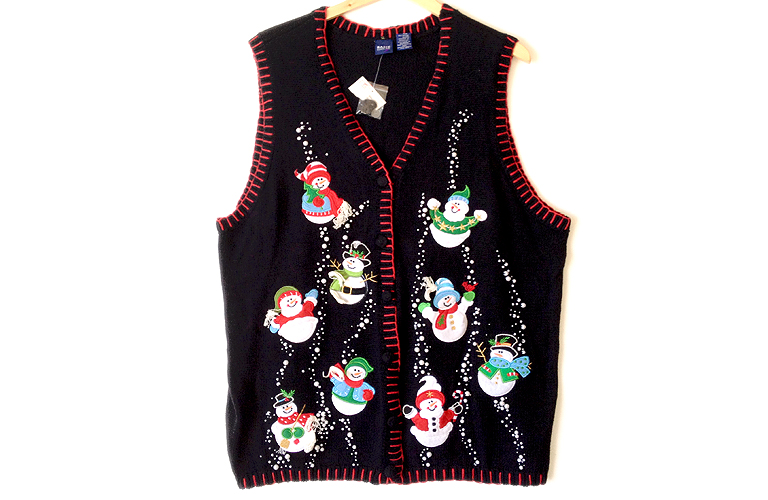 3x ugly christmas sweater