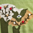 Eagle in Tree Tacky Ugly Sweater Women's Size XS 2