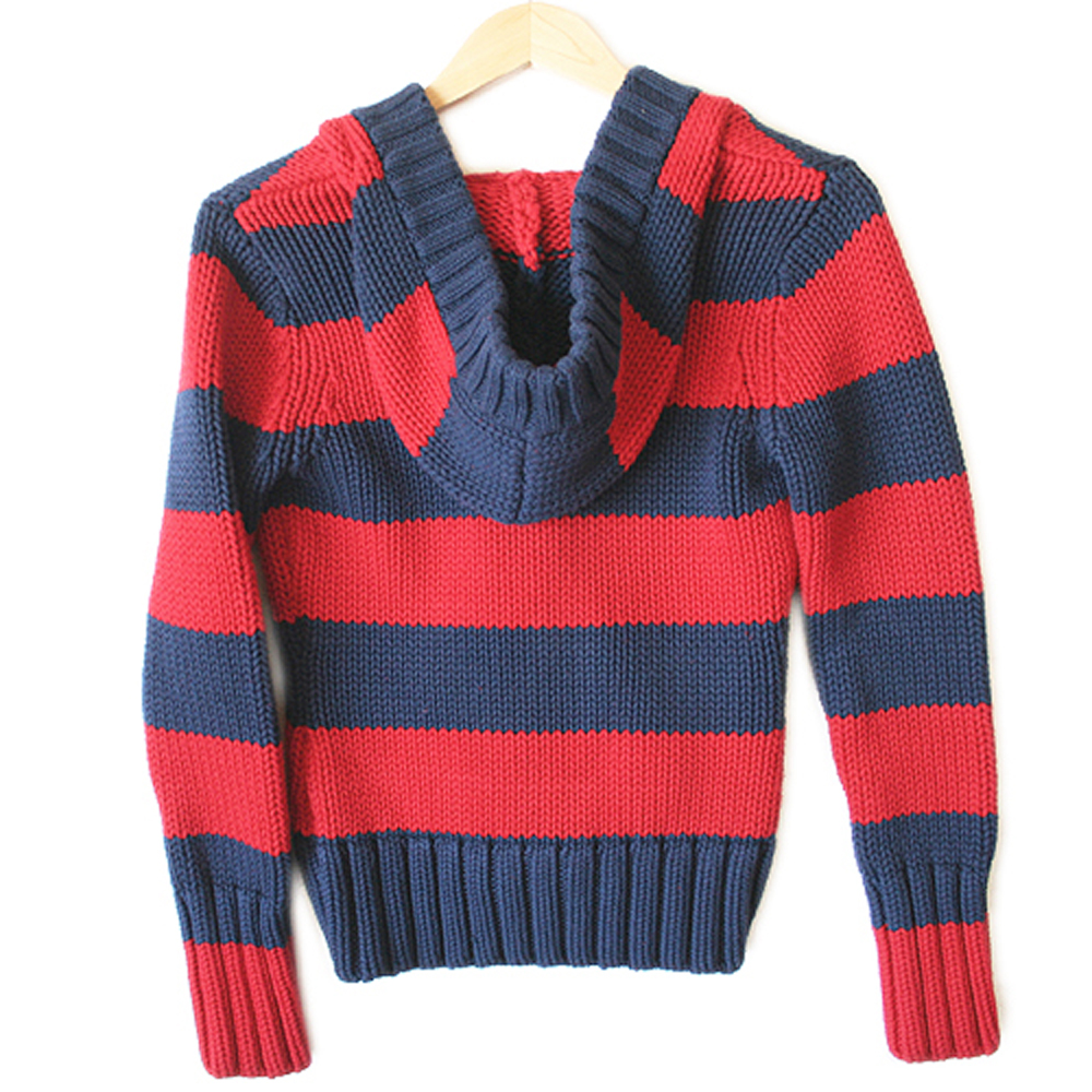 The Best Time To Wear A Striped Sweater