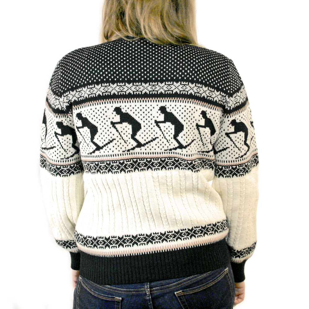 Vintage 70s / 80s Men\'s Ski / Ugly Christmas Sweater