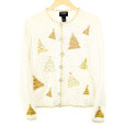 Golden Triangle Trees Ugly Christmas Sweater