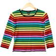 Rainbow Pride Tacky Ugly Sweater