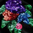 Roses On My Shoulders Vintage 90s Ugly Gem Sweater 3