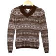 Soft Cashmere Fair Isle Ski Ugly Sweater