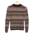 Soft Cashmere Fair Isle Ski Ugly Sweater 2