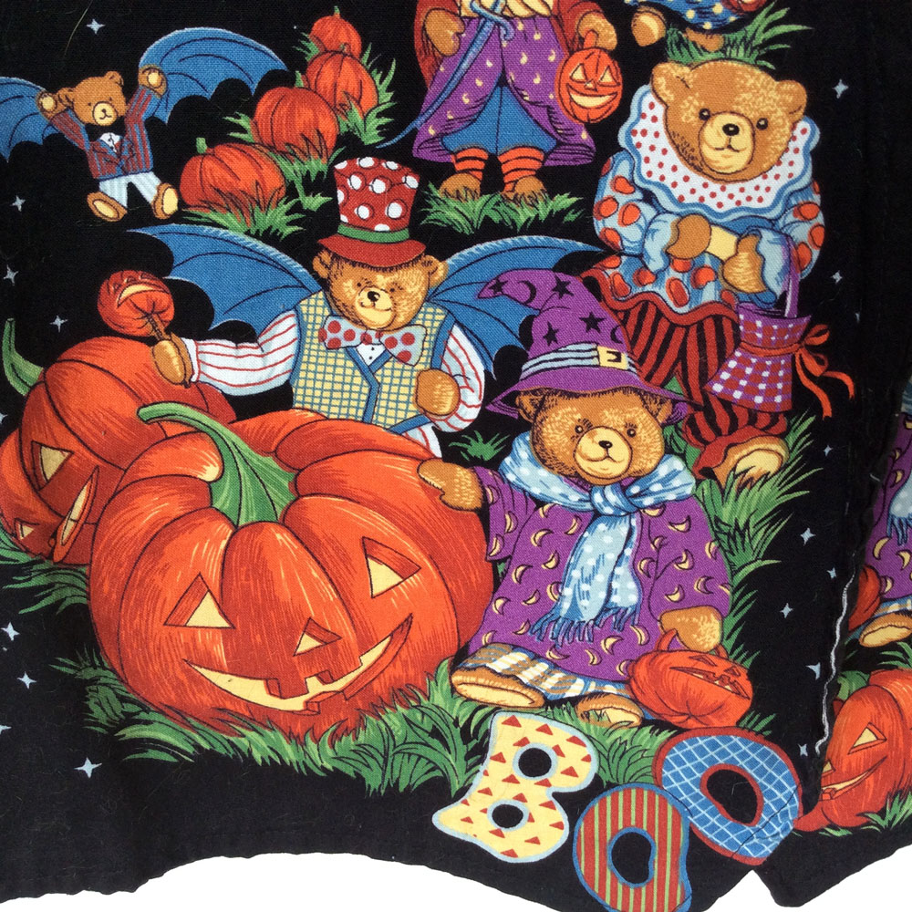 Diy Teddy Bear Costume Party Tacky Ugly Halloween Vest