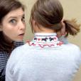 Heartbroken DIY Scotty Dog Tacky Ugly Valentines Sweatshirt 2