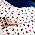 Heartbroken DIY Scotty Dog Tacky Ugly Valentines Sweatshirt 4