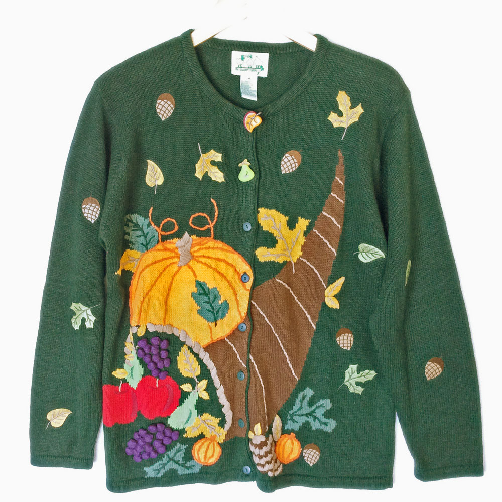 Quacker factory christmas sweater