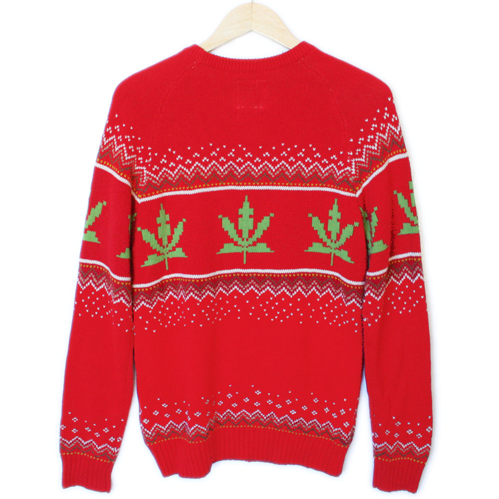 Ugly christmas sweater website