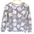 Cats In Space Tacky Ugly Sweatshirt