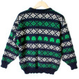 Blarney Castle St Patrick's Day Tacky Ugly Ski Sweater 3