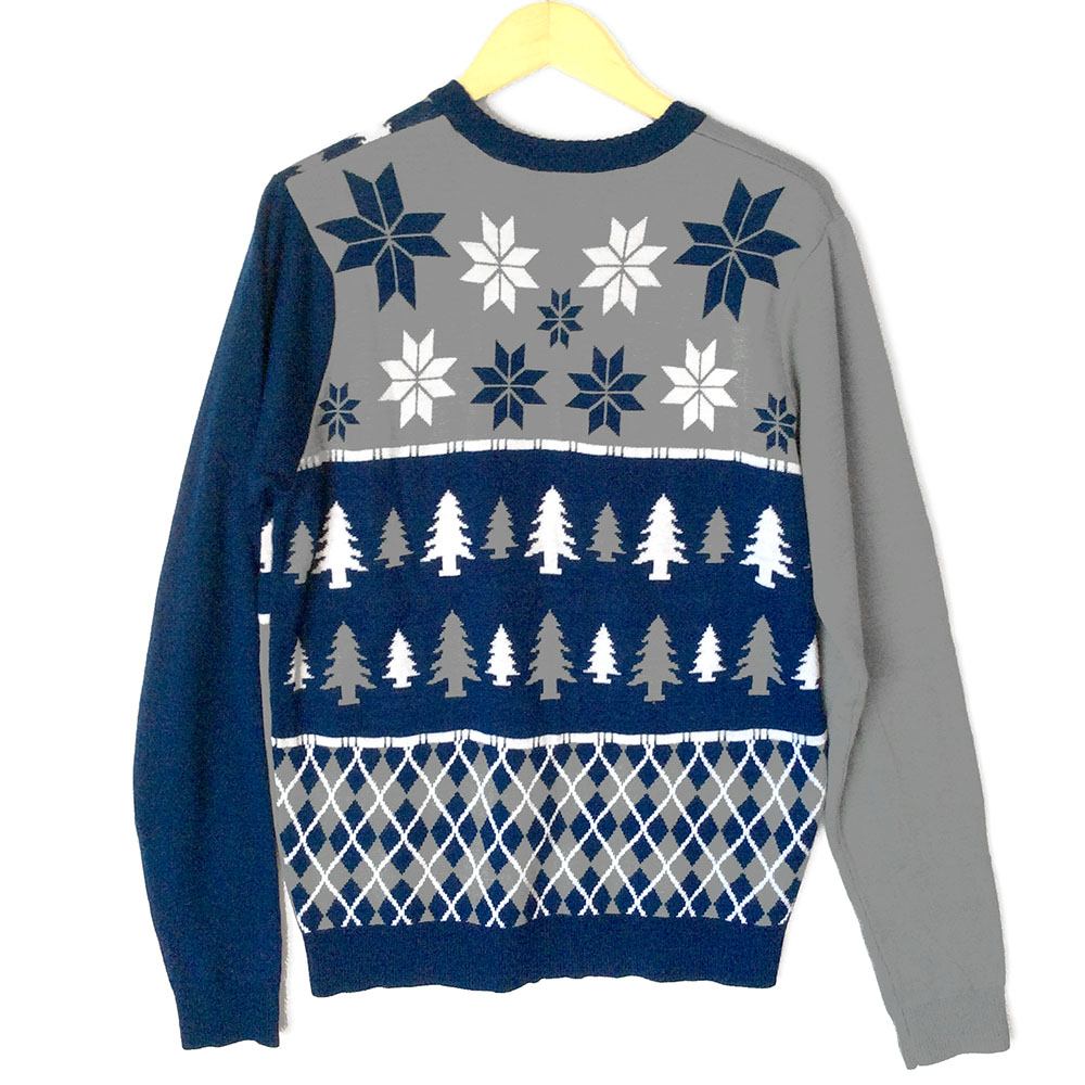 NFL Busy Block Ugly Sweater