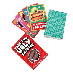 Pass The Ugly Sweater - Card Game for Ugly Christmas Sweater Party
