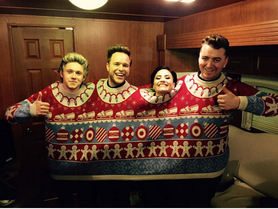Jimmy Fallon Christmas Sweaters.Blog The Ugly Sweater Shop