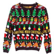Turkey for Christmas Tacky Ugly Christmas Sweater
