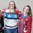 Vintage 70s Nordic Snowflake Ugly Ski / Christmas Sweater