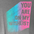 You Are On My Wishlist Vintage Look Ugly Christmas Sweatshirt 2