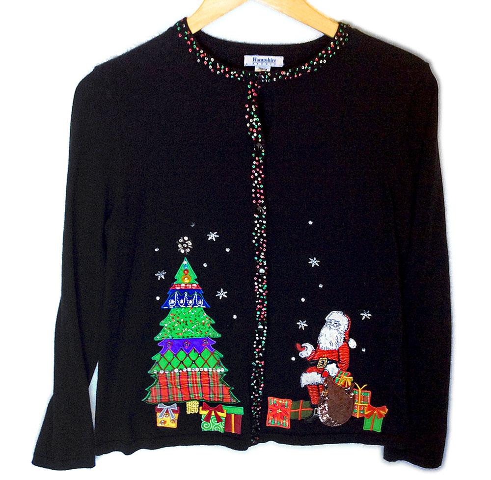 Vintage Ugly Christmas Sweater