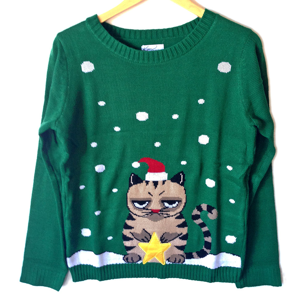 What stores have ugly christmas sweaters