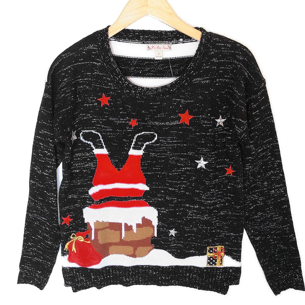 Gaudy christmas sweater