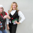 Singing Snowmen Tacky Ugly Christmas Sweater Vest