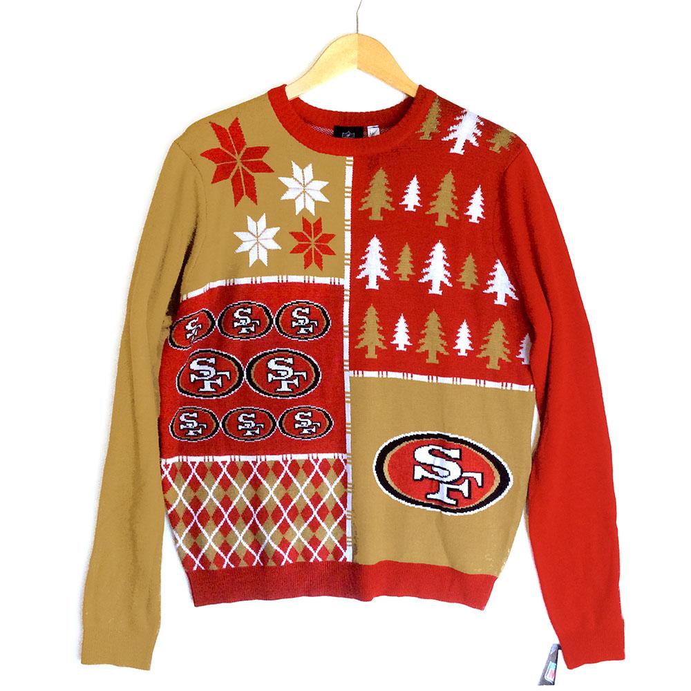 Christmas sweater shop