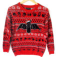 Have Yourself a Gothy Little Christmas Tacky Ugly Sweater