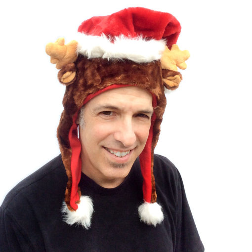 plush-reindeer-santa-hat