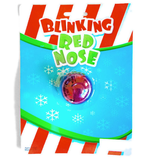 Rudolph the Red Nosed Reindeer Blinking Nose