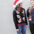 Santa Teddy Bears Tacky Ugly Christmas Sweater